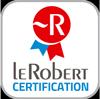 Formation certifiante Le Robert